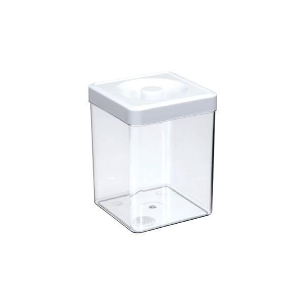 Fűszertartó 1 L négyzetes