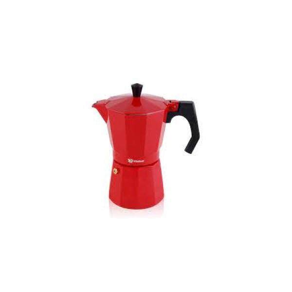 Kávéfőző 6 sz alu.kotyogós
