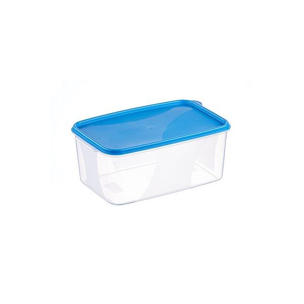 Ovál doboz 3 L+tető