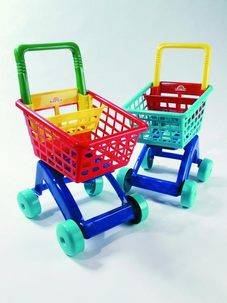 Bevásárló kocsi gyerek