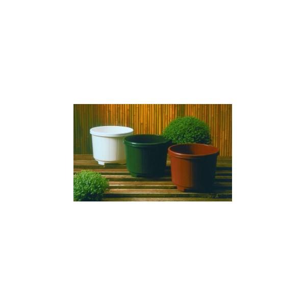Polka 34 cm kerek virágdézsa