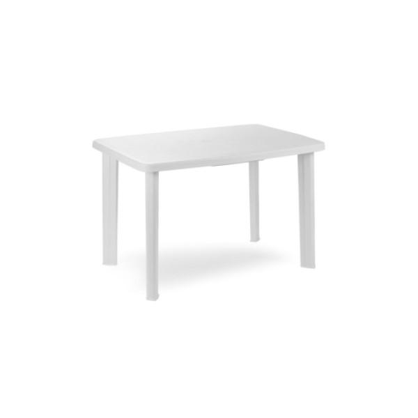 Faretto 70x100 cm fehér asztal