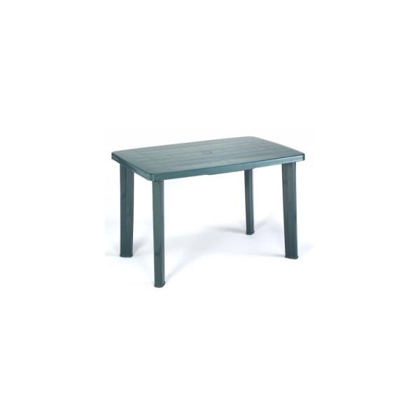 Faretto 70x100 cm zöld asztal