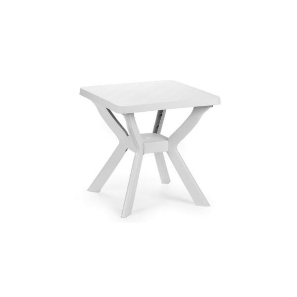 Reno 70x70 cm fehér asztal