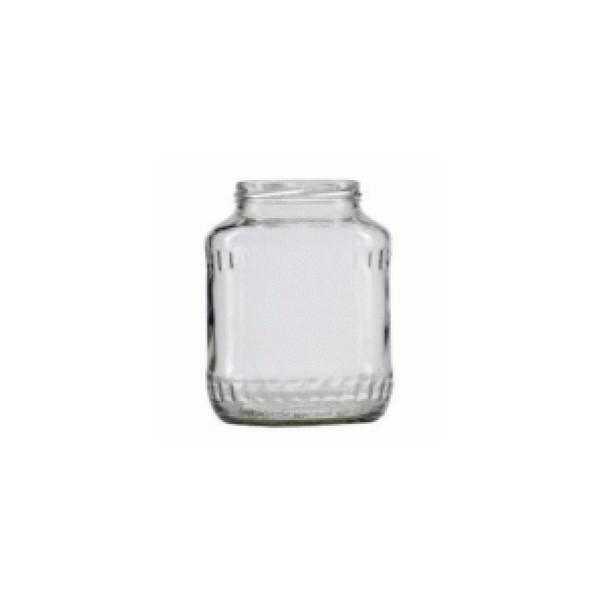 Befőttes üveg 1,7 L