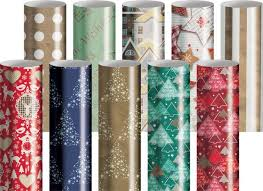 Csomagolópapír 70x200 cm karácsonyi