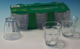 Pohár kávés 200 ml /6 db üveg