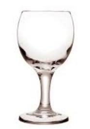 Boros kehely 170 ml/ 6 db üveg