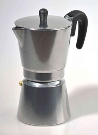Kávéfőző Kalifa 2-4 sz fém