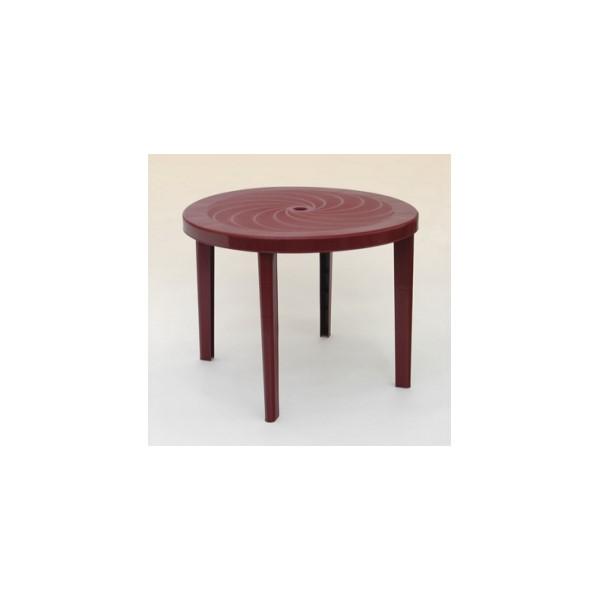 Laura 86 cm színes kerek asztal