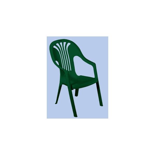 Chorus színes szék magastámlás